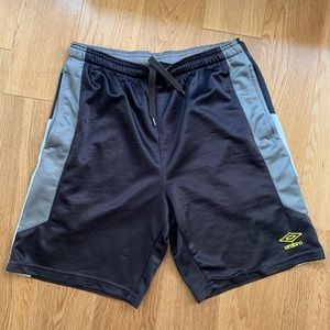 Umbro Men's Athletic Shorts